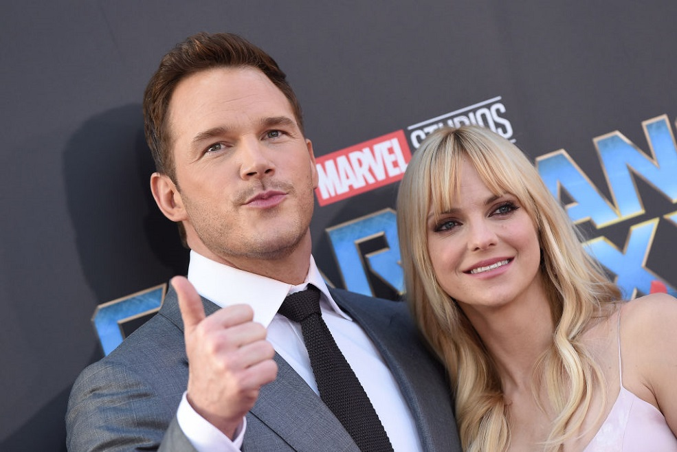 Anna Faris shared Chris Pratt's reaction to her decision to get breast implants