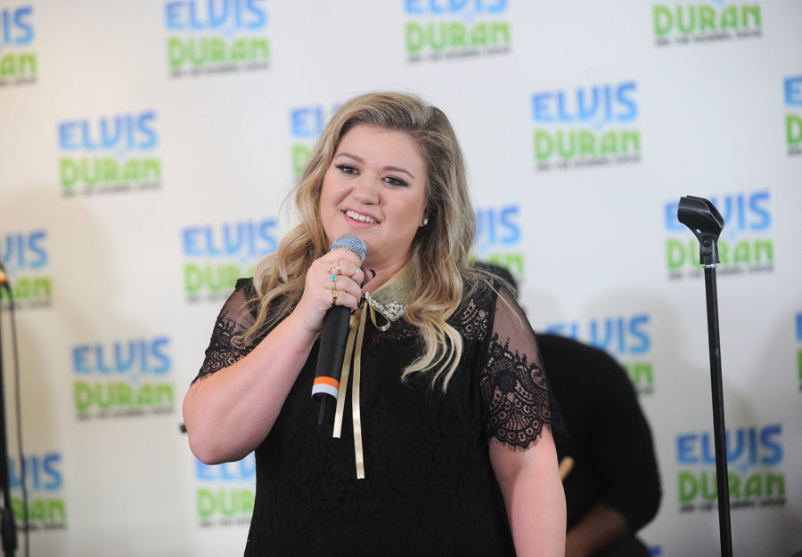 Kelly Clarkson said she was desperately unhappy when she was at her thinnest