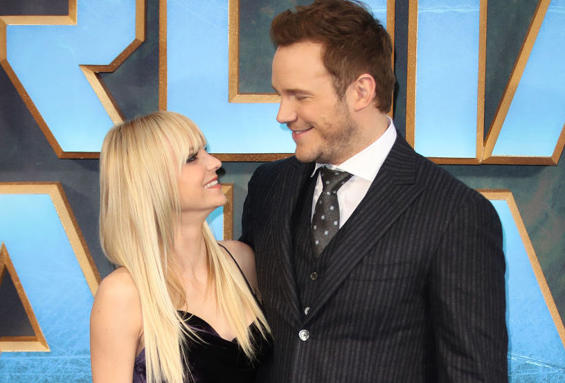 "Chris Pratt's introduction to Anna Faris's book ""Unqualified"" is making us cry"