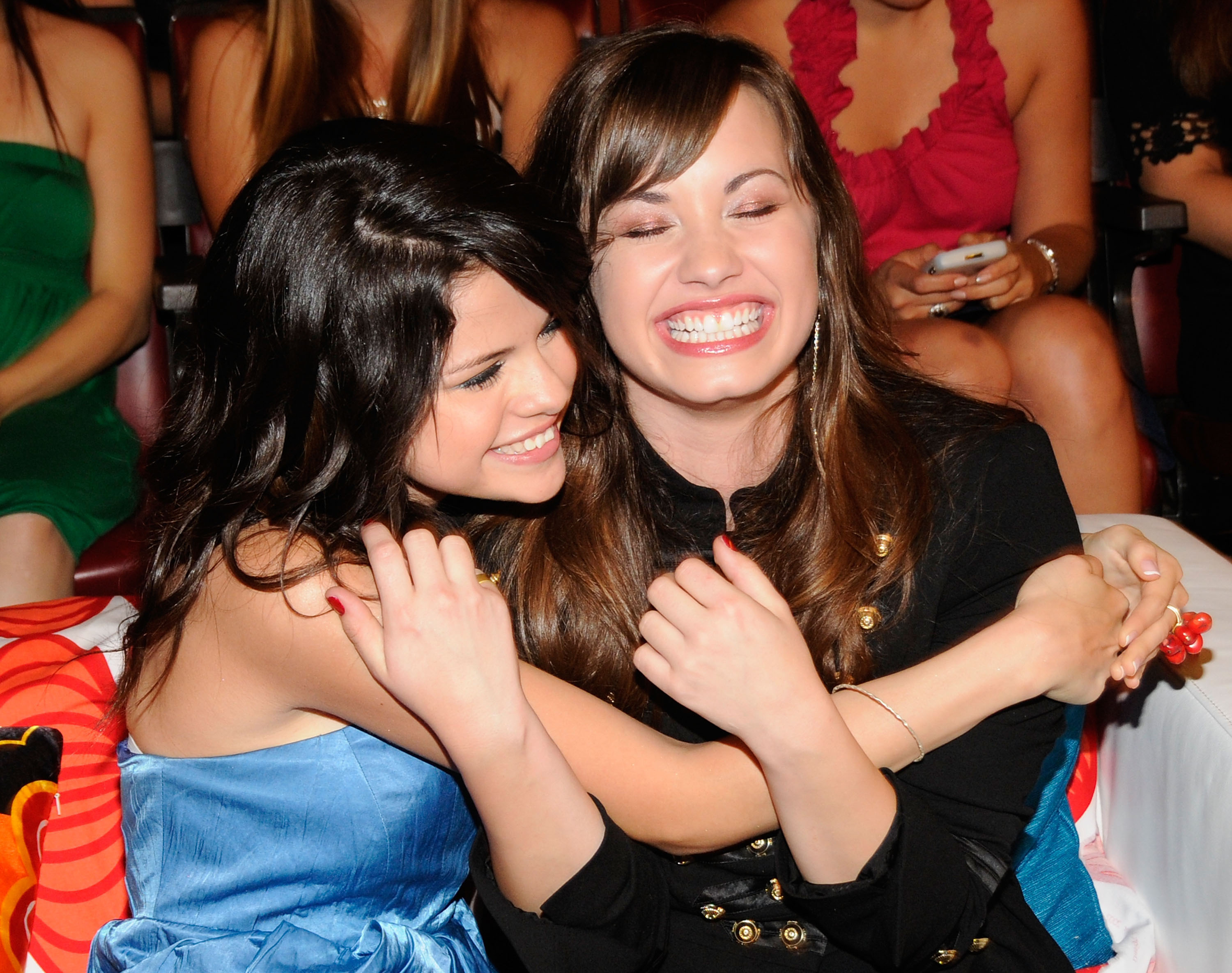 Selena Gomez and Demi Lovato were just photographed together for the first time in six years