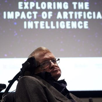 Stephen Hawking's 1966 thesis just crashed the University of Cambridge website