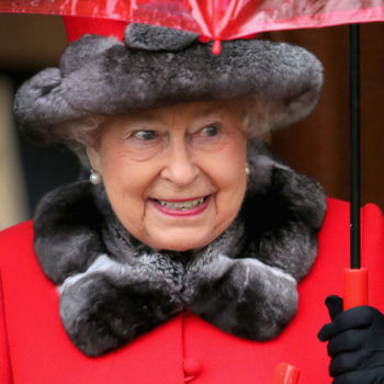 Queen Elizabeth owns a McDonald's outside of London, just so you know