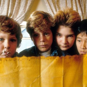 """Hey, you guys! These are the words of wisdom """"The Goonies"""" star Sean Astin imparted to the """"Stranger Things"""" cast"""