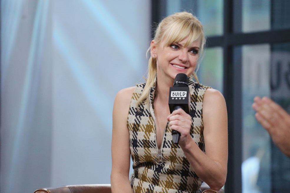 Anna Faris says she was sexually harassed by a director while on set