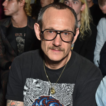 Gross human Terry Richardson has been blacklisted from top magazines and fashion companies