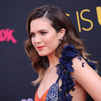 Mandy Moore says she and her fiancé fell in love over FaceTime before meeting in person