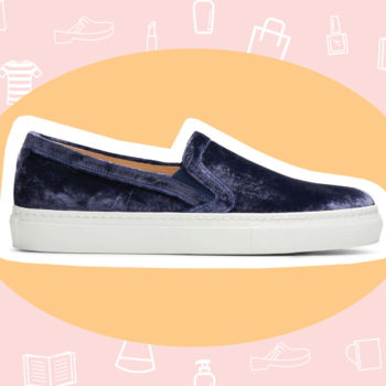 WANT/NEED: Velvet sapphire sneakers, and more stuff you'll want to buy