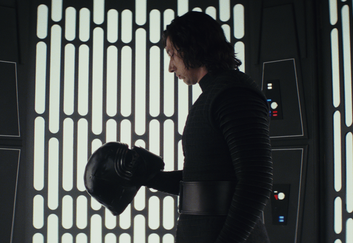 A Japanese Star Wars site may have accidentally hinted that an unlikely character turns to the dark side