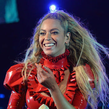 Beyoncé might be releasing new music with an artist who makes money moves