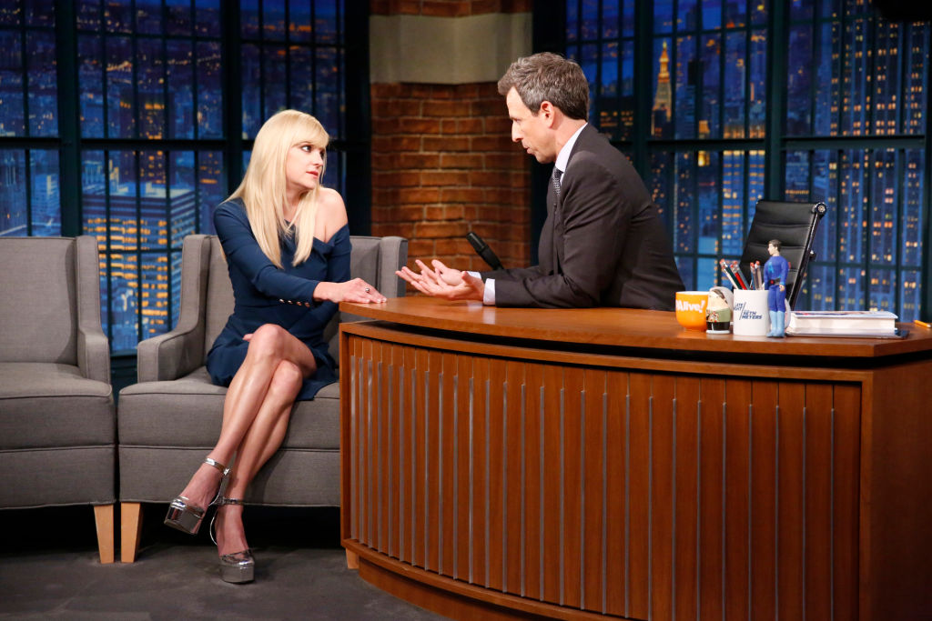 """Anna Faris revealed why her book release is making her feel """"vulnerable"""""""