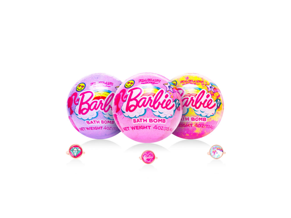 This is not a drill: Barbie bath bombs exist and come with a hidden surprise