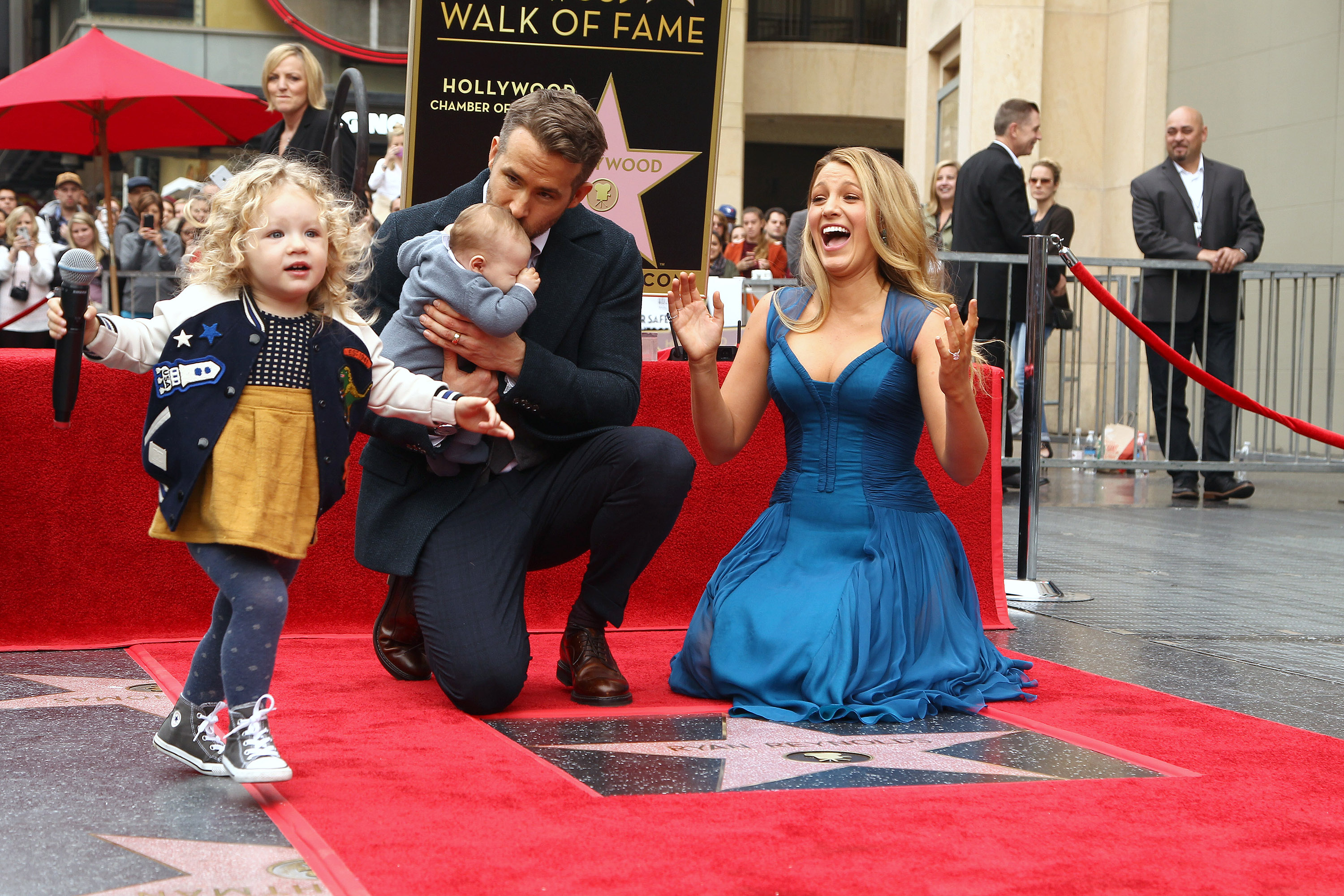 Blake Lively revealed the secret to making her marriage with Ryan Reynolds work