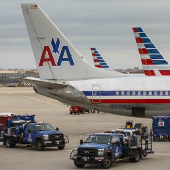 The NAACP has warned African-American travelers not to fly American Airlines