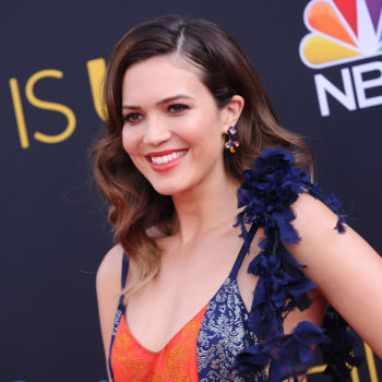 Mandy Moore opened up about how her mother left her father for another woman