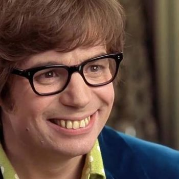 There's a weirdly specific reason everyone wants to be Austin Powers for Halloween this year