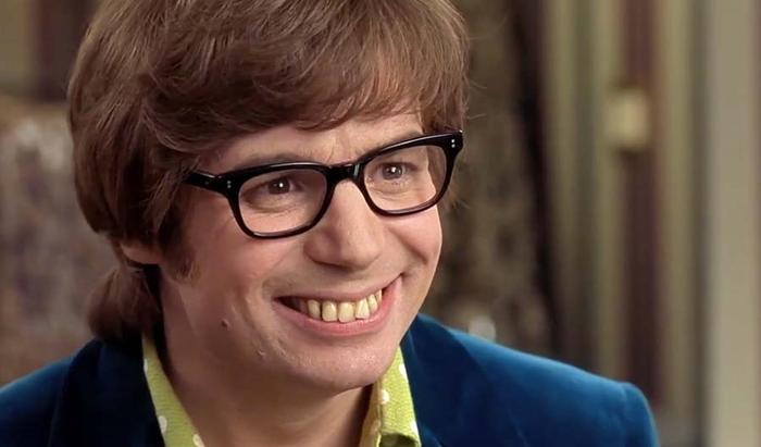 Theres a weirdly specific reason everyone wants to be austin powers theres a weirdly specific reason everyone wants to be austin powers for halloween this year hellogiggles bookmarktalkfo Image collections