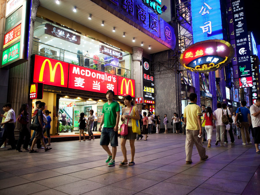 "McDonald's just changed its name in China to ""Golden Arches"" and people are confused"