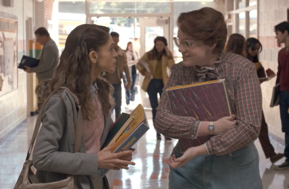 "Natalia Dyer says Twitter's #JusticeForBarb campaign affected her approach to ""Stranger Things"" Season 2"
