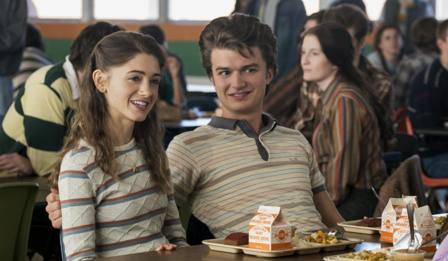 "Buckle up, shippers — ""Stranger Things"" is far from done with the Nancy-Steve-Jonathan love triangle"