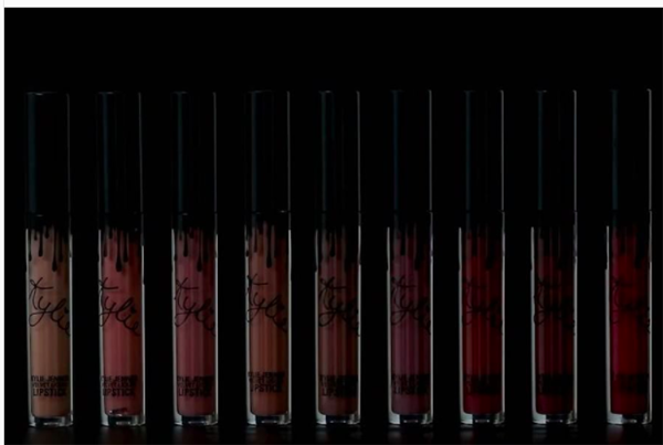 Kylie Cosmetics is coming out with new velvet lipstick singles, so pucker up
