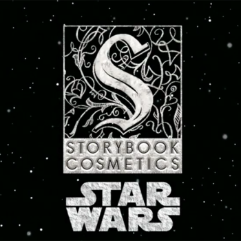"The Force is with us: Storybook Cosmetics is coming out with a ""Star Wars"" collection"