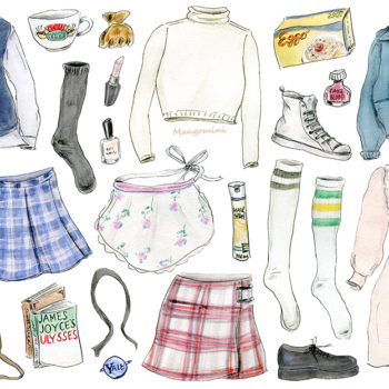 Halloween costumes inspired by your fave TV shows, illustrated