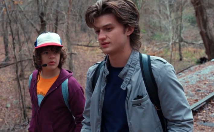 "A salute to the best new ""Stranger Things"" bromance: Steve and Dustin"