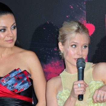 Kristen Bell and Mila Kunis got friendship haircuts, which is the new BFF bracelet