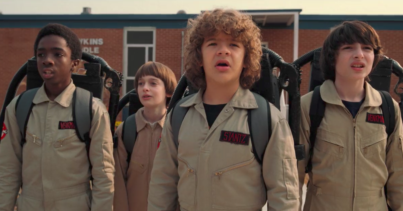 "There's one scene in ""Stranger Things"" that was based on a real nightmare"