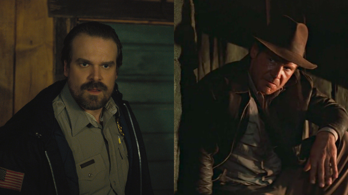 "The Duffer Brothers want you to know ""Stranger Things"" Season 2 is full of ""Indiana Jones"" references"