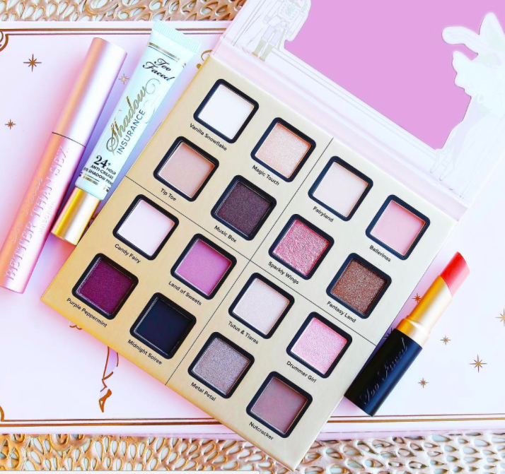 Too Faced just dropped a surprise collection and it's the stuff of fairy fantasies