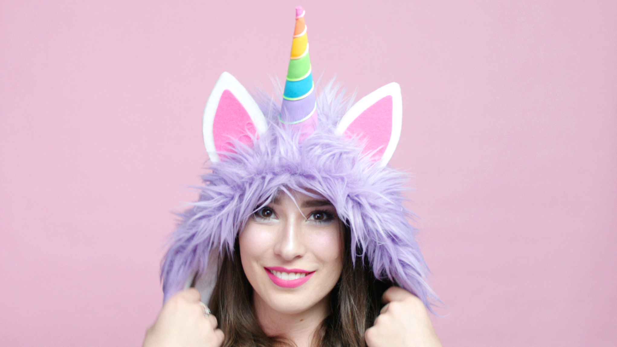 Make your Halloween majestic with this DIY unicorn hoodie