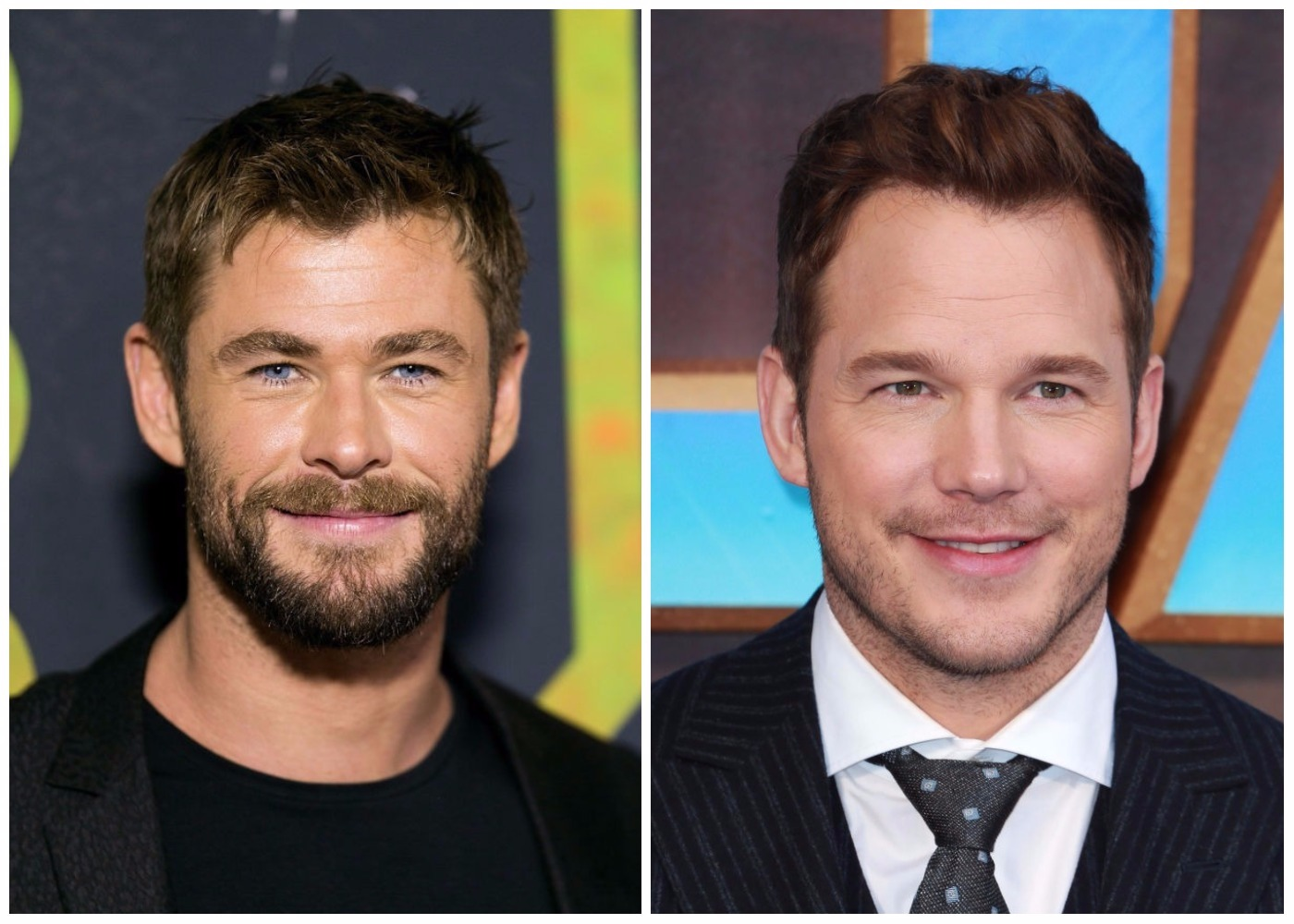 Chris Hemsworth doesn't just like Chris Pratt — he wants to BE Chris Pratt