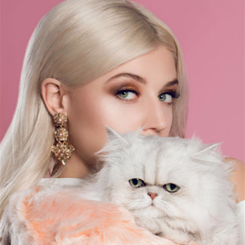 OMG: Your fave beauty brand is giving away free kitten pins for National Cat Day