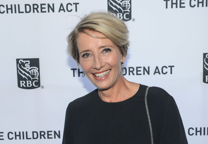 Emma Thompson joked that she should have gone on a date with Donald Trump when he asked her out