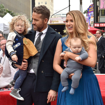 Blake Lively and Ryan Reynolds' daughter James has some ~opinions~ about what she and baby sis Ines get to be for Halloween