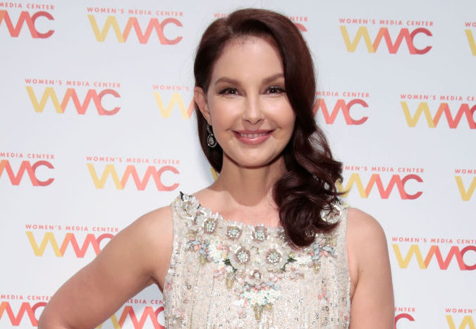 This is how Ashley Judd shuts down sexual harassment