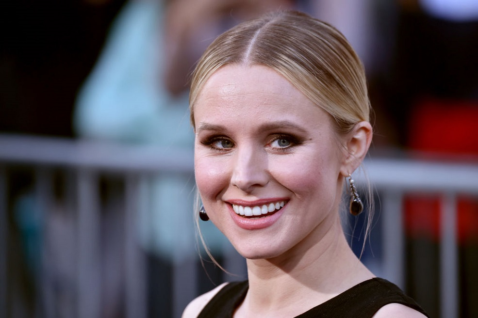 Kristen Bell just brought back our favorite drugstore hair accessory from the '90s