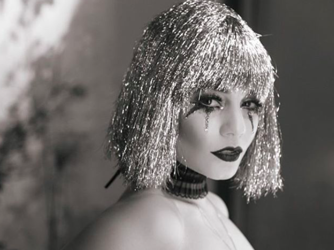 The party pics from Vanessa Hudgens' ~Freak Show~ Halloween bash are giving us FOMO