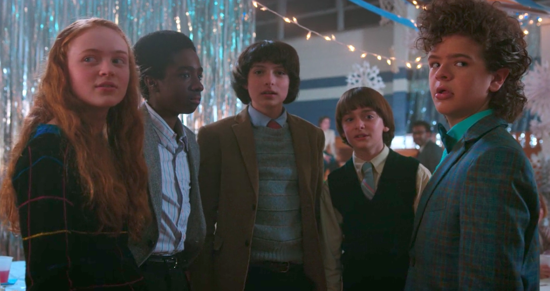 "Here's the one ""Stranger Things"" scene that stressed the kids out the MOST"
