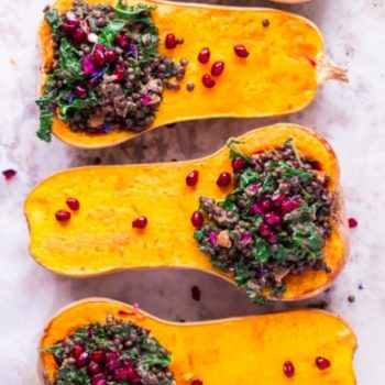 7 tasty AF holiday recipes that are actually healthy