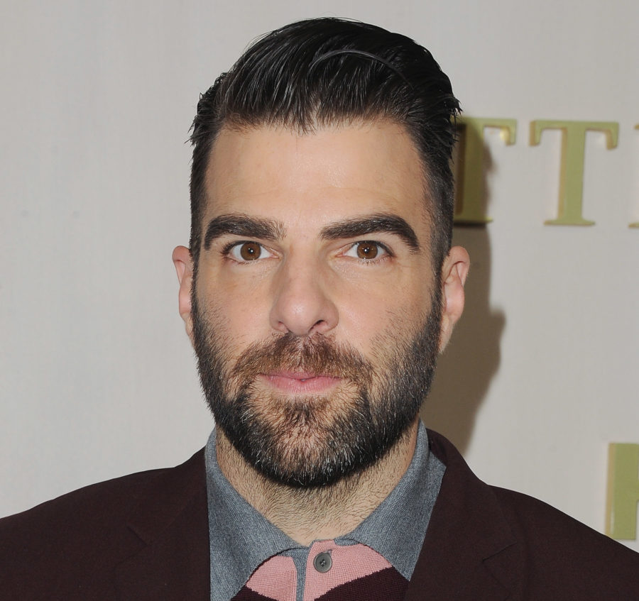 """Zachary Quinto is not here for the way Kevin Spacey chose to come out, calling it a """"calculated manipulation"""""""