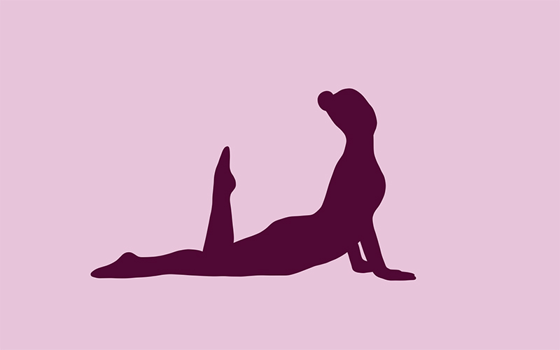 8 yoga poses that also work as sex positions