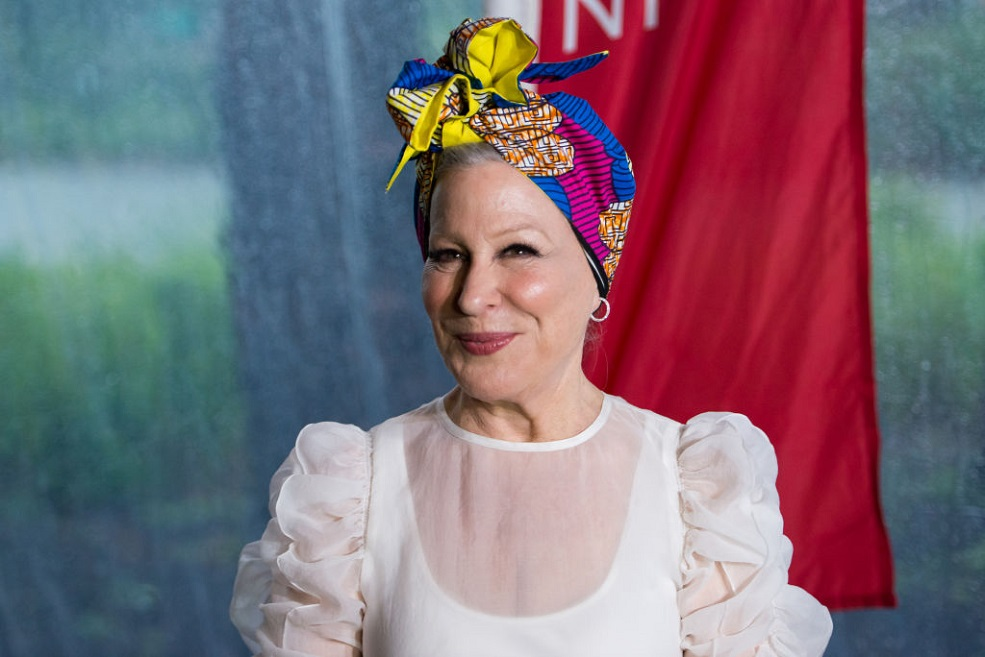 Bette Midler just put everyone else's Marie Antoinette costume to shame