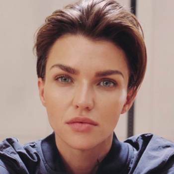 """Ruby Rose's response to body-shamers calling her """"anorexic"""" is so powerful"""