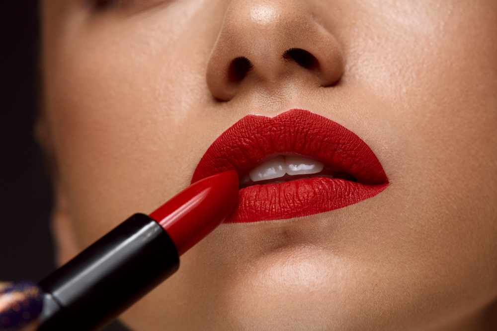 A woman is suing Sephora because she claims a lipstick gave her an STD