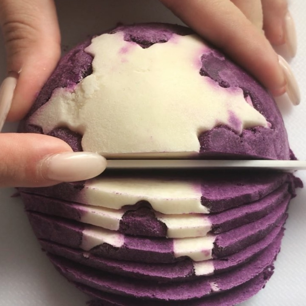 There's an Instagram dedicated to destroying Lush bath products, and it's oddly hypnotizing
