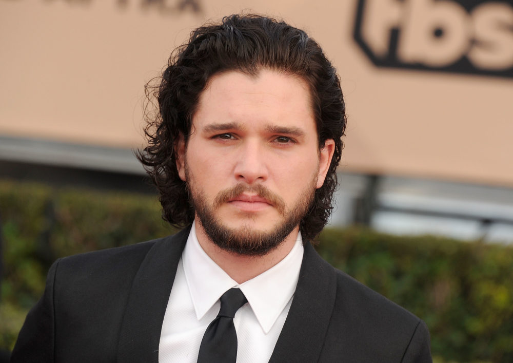 Good news, Kit Harington will be back on HBO in *one month*