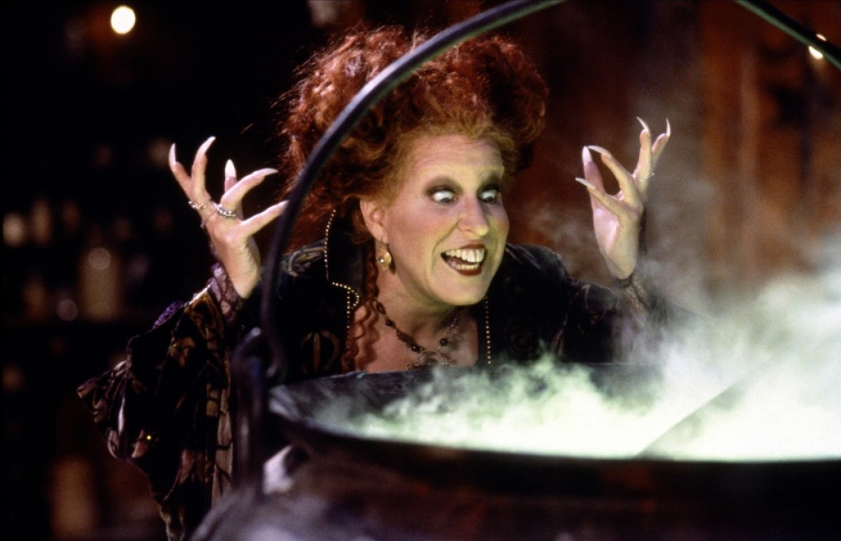 "Bette Midler is already NOT a fan of the new ""Hocus Pocus"" remake, and might actually put a spell on it"