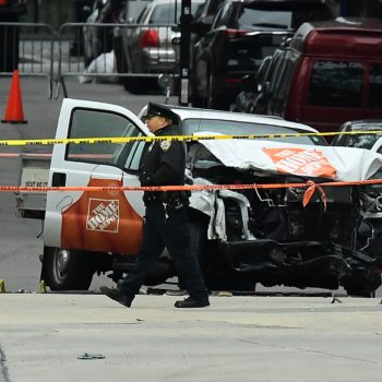What we know about the driver of the truck that killed eight people in New York City